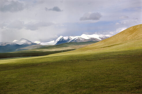 China, Tibet, Landscape - MB00776