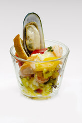 Seafood, rice and paella - KMF01179