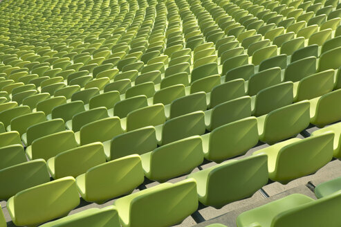 Empty stadium seats - THF00757