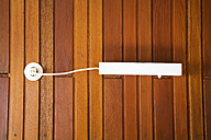 Wall lamp mounted on a wooden wall - GWF00670