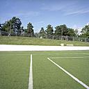 Empty football pitch - PM00556