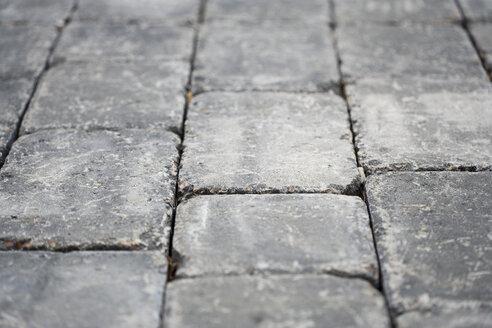 Cobbled paving, full frame - HKF00228