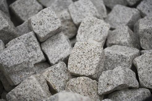 Cobble stones, full frame - HKF00223