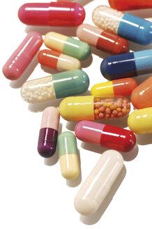 Pills, elevated view - 00410LR-U