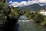 Italy, South Tyrol, River near Meran - 08813CS-U