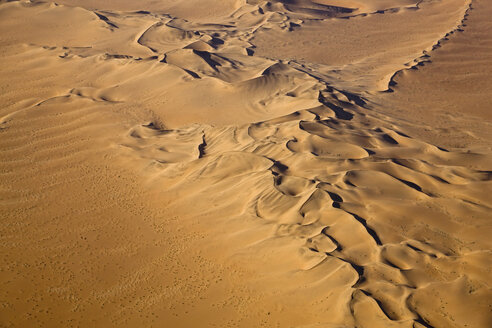 Africa, Namibia, Desert Landscape, Aerial view - FO01067