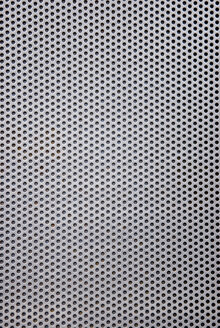 Aluminium sheet, (full frame), close-up - AWDF00238