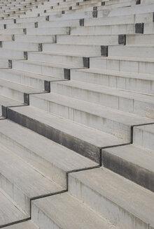Concrete steps, full frame, close up - PMF00633