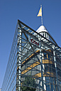 Germany, Berlin, CDU, Party headquarters building, low angle view - PM00765