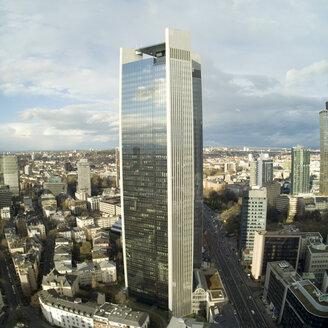 Germany, Frankfurt on the Main, City skyline - MU00742