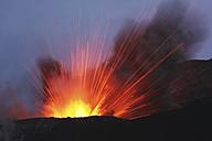 Indonesia, Anak Krakatau, Volcanic eruption - RM00348