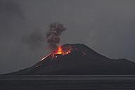 Indonesia, Anak Krakatau, Volcanic eruption - RM00338
