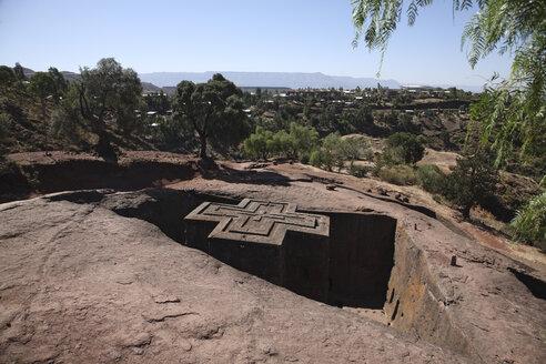 Ethiopia, Lalibela, The Rock Hewn Churches - RM00250