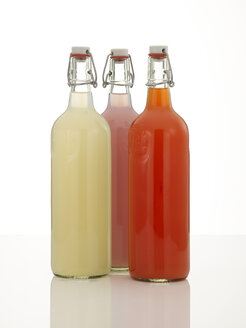 Three bottles of lemonade - AKF00088