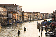 Italy, Venice, San Marco District, Grand Canal - GW00668