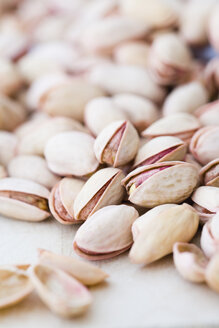 Pistachios, close-up - JRF00087