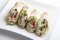 Chicken Wraps - 10734CS-U