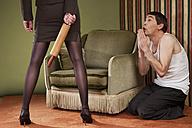 Couple humiliation - MAE01604