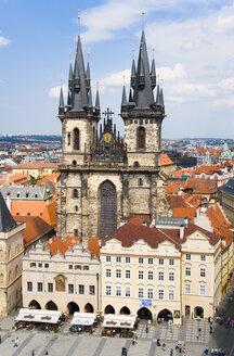 Czech Republic, Prague, Church of Our Lady before Tyn - PSF00064