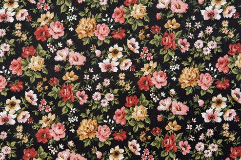 Floral wallpaper, full frame - AWDF00356