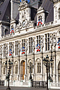 France, Paris, Town Hall - PSF00182