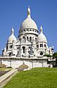 France, Paris, Sacre Coeur, Montmartre - PSF00167