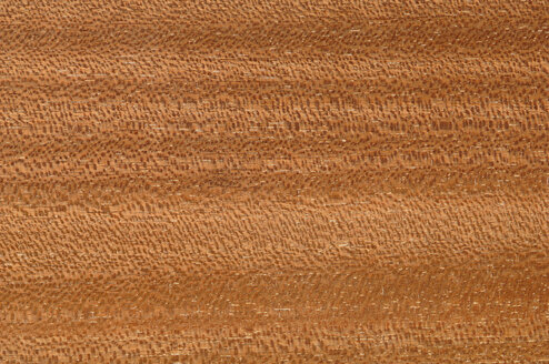 Wood surface, Gedu Nohor wood ( Entandrophragma angolense) full frame - CRF01802