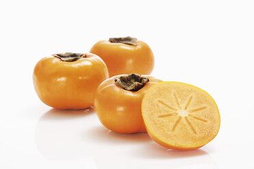 Kaki fruits, and sliced Kaki fruit - 11258CS-U