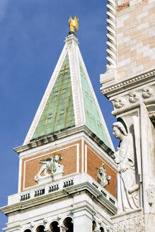 Italy, Venice,  Piazza San Marco, Campanile di San Marco, Doge's Palace - PSF00314