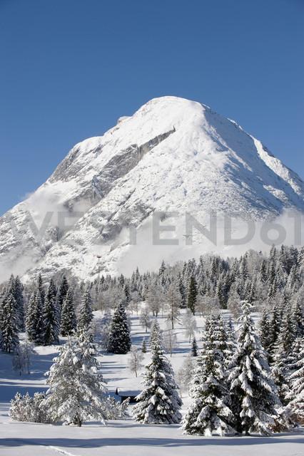 Austria Tyrol, Seefeld, Wildmoosalm, Winter landscape - MIRF00002 - Michael Reusse/Westend61