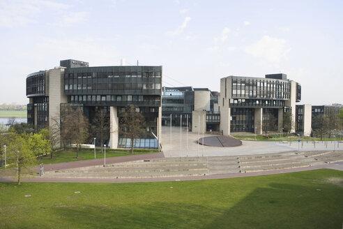 Germany, North-Rhine-Westphalia, Duesseldorf,  Parlament Building, Landtag - UK00175