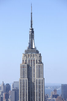 USA, New York City, Empire State Building - THF01062