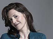 Portrait of a woman, close-up - WEST12281
