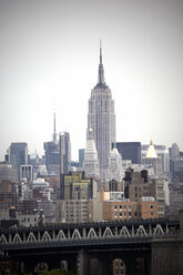 USA, New York City, Empire State building - TL00334
