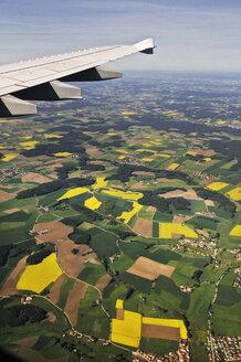 Germany, Bavaria, Landscape, Aerofoil - MBF00951