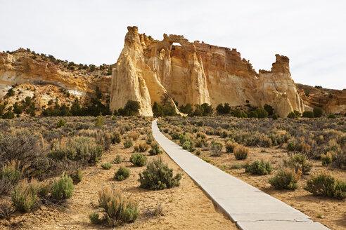 USA, Utah, Grosvenor Arch - FOF01645
