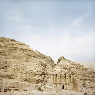 Jordan, Petra, El Deir Monastery - PM00806