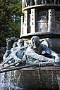 Germany, Rhineland-Palatinate, Koblenz, Historiensaeule, Goerres Square - 11934CS-U