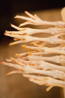 Asia, Indonesia, Bali, Chicken feet, close up - JRF00137