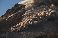 Montserrat, Caribbean, Pyroclastic flow from soufriere hills - RMF00438