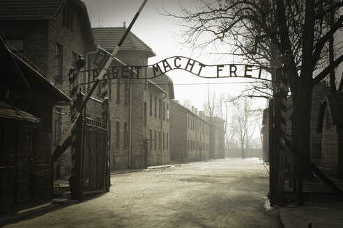 Germany,  Birkenau,  Auschwitz, Concentration camp - TL00496