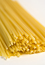 Spaghetti on white background - PSF000419