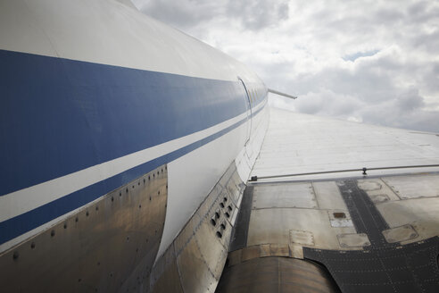 Germany, Sinsheim, Concorde at the Auto & Technik Museum - TLF000528