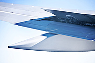 Airplane wing, close up - MFF000413