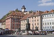 Austria, Styria, Graz, Tourist in city - WBF000124