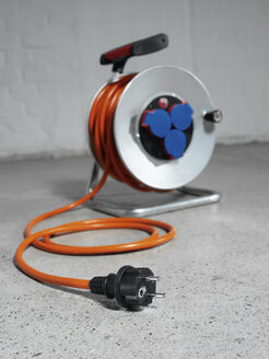Extension cord, close up - WBF000376