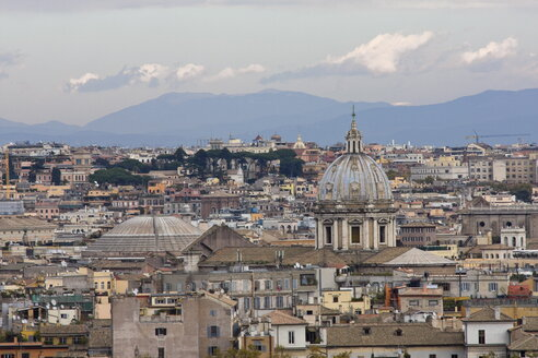 Italy, Rome, View of city - HKF000313