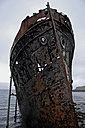 Iceland, Ship wreck at coast - WBF000449