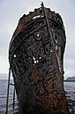 Iceland, Ship wreck at coast - WBF000449