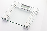 Scales on white background - MAEF002931